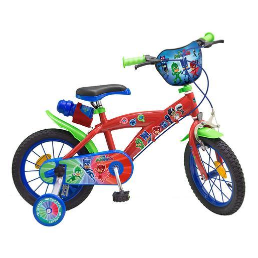 PJ Masks - Bicicleta 14 Pulgadas
