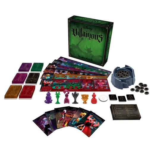 Ravensburger - Villainous Disney