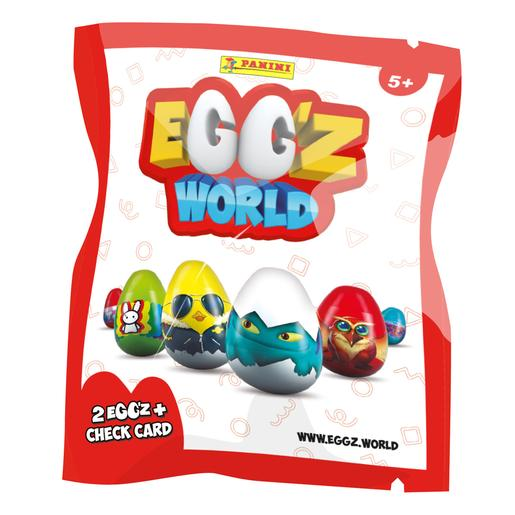 Egg'z World - Sobre Sorpresa