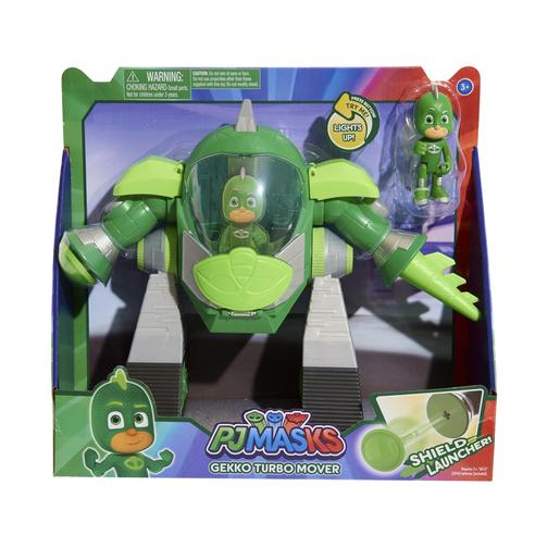 PJ Masks - Gekko - Robot Turbo Movers