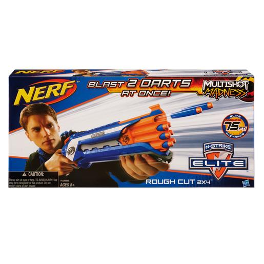 Nerf Elite - Rough Cut 2x4