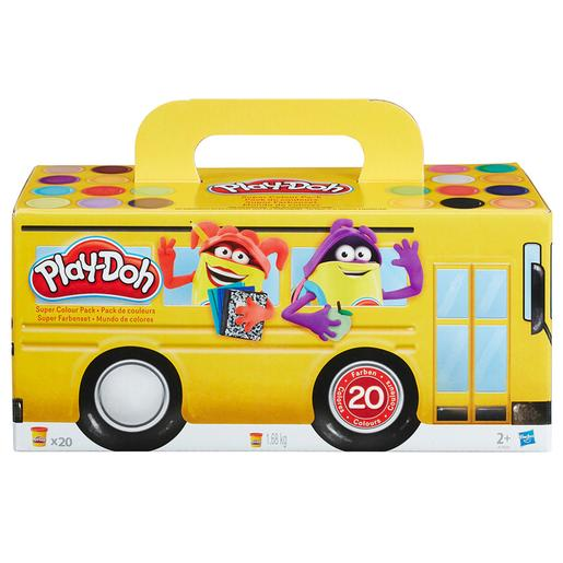 Play-Doh - Pack 20 Botes