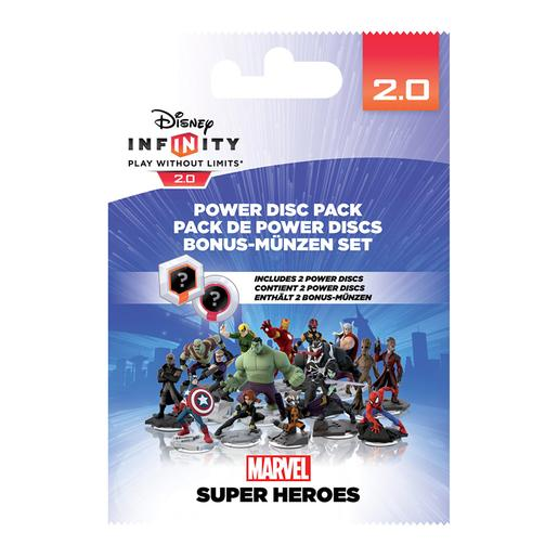 Disney Infinity 2.0 - Power Discs Marvel