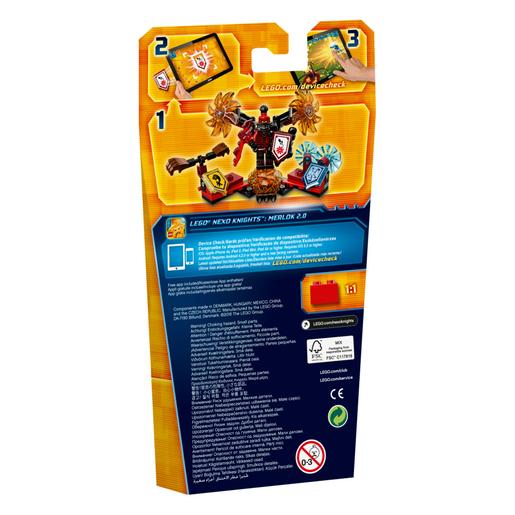 LEGO Nexo Knights - General Magmar Ultimate - 70338