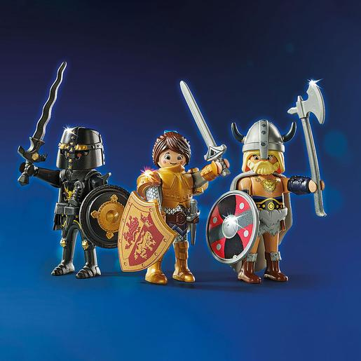 Playmobil - Emperador Maximus en el Coliseo The Movie - 70076