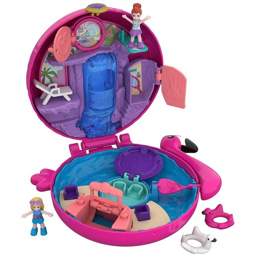 Polly Pocket - Cofre Flamenco Flotante