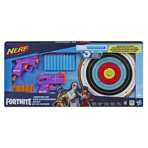 Nerf - Set de Puntería Fortnite