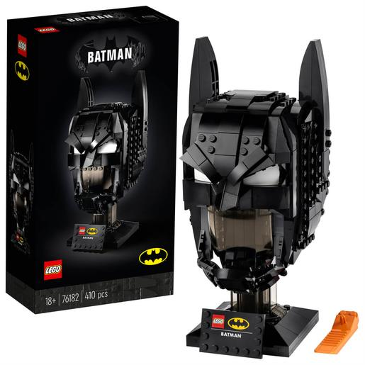 LEGO Superhéroes - Capucha de Batman - 76182