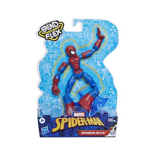 Spiderman - Figura Bend and Flex Spiderman 15 cm