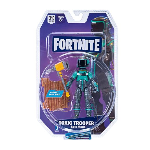 Fortnite - Toxic Trooper - Figura Solo Mode S2