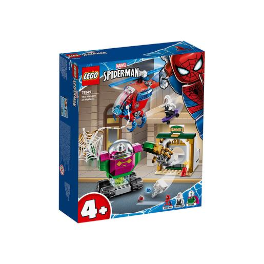 LEGO Superhéroes - Amenaza de Mysterio 76149