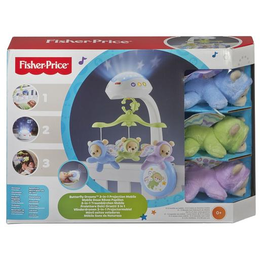 Fisher Price - Móvil Ositos con Control Remoto