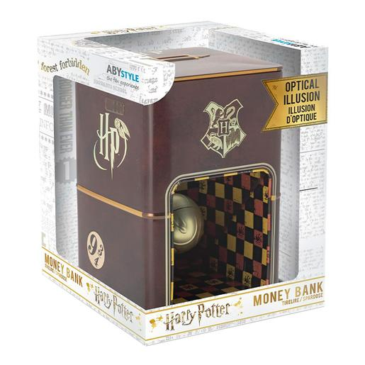 Harry Potter - Hucha Snitch Dorada