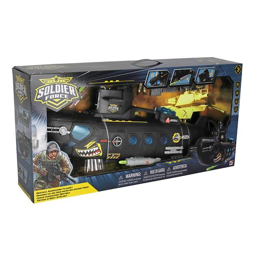 Soldier Force - Set Submarino DeepSea