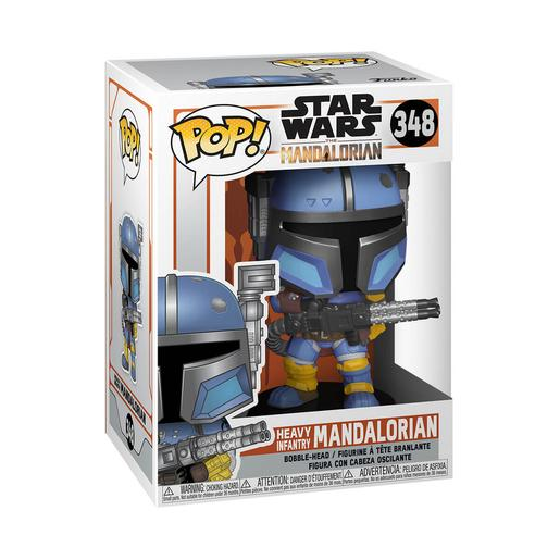 Star Wars - Heavy Infantry Mandalorian - Figura POP
