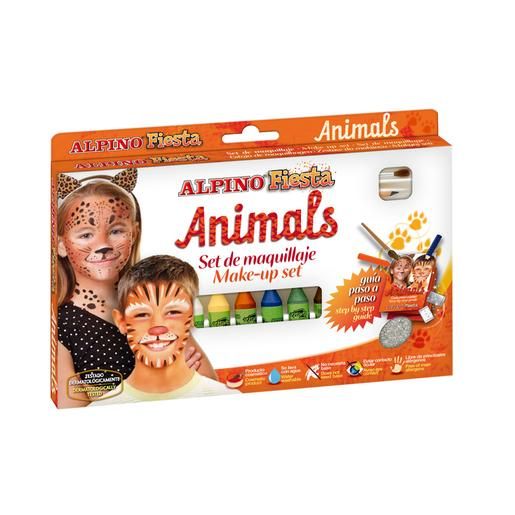 Alpino Fiesta - Set Maquillaje Animals