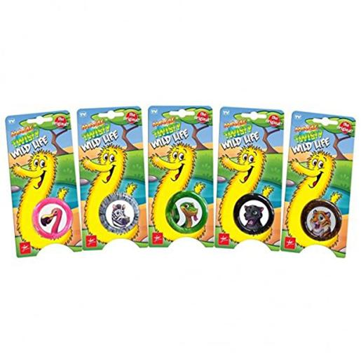 Magic Twisty Gusano Loco (varios colores)