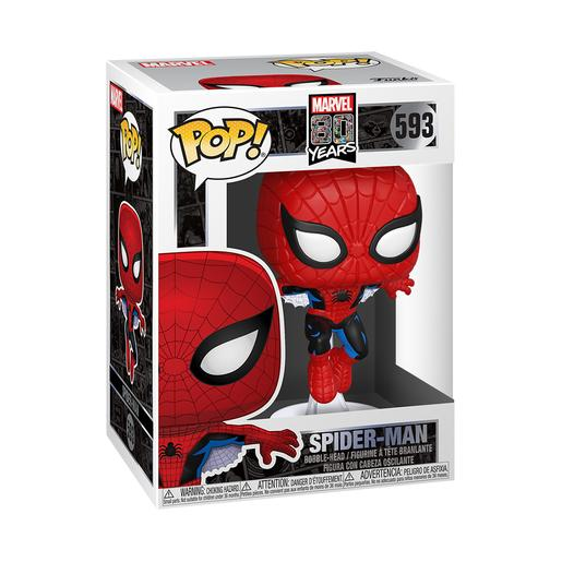 Marvel - Spider-Man 80 Years - Figura Funko POP