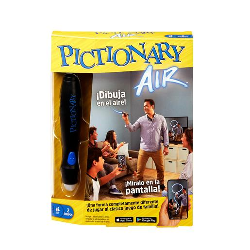 Mattel Games - Pictionary Air - Juego de Mesa