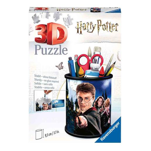 Ravensburger - Harry Potter - Puzzle Portalápices 3D