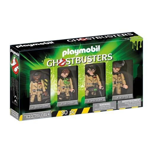 Playmobil Ghostbusters - Set de figuras - 70175