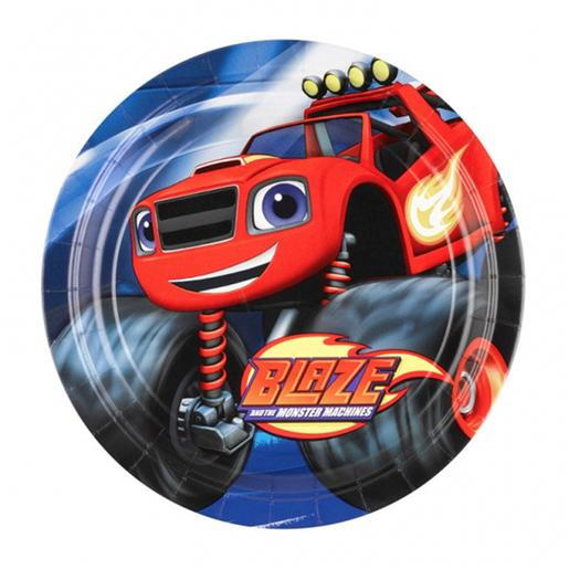 Blaze - Platos Blaze y los Monster Machines