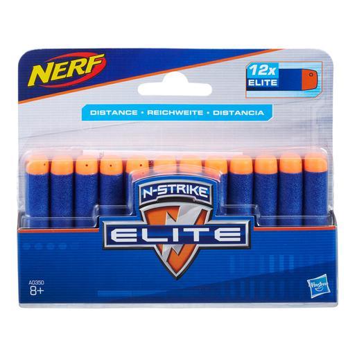 Nerf - Elite 12 Dardos