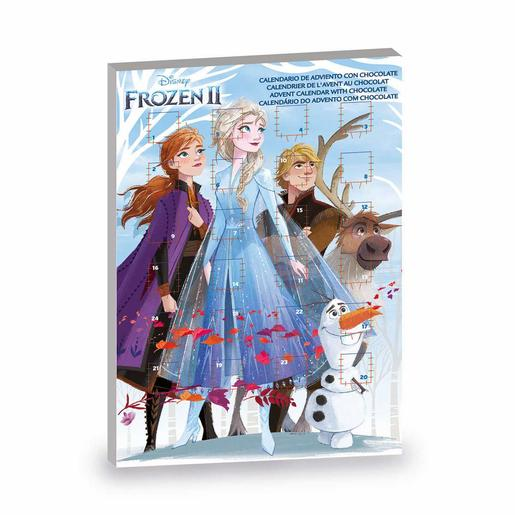 Frozen - Calendario de Adviento 50g Frozen 2