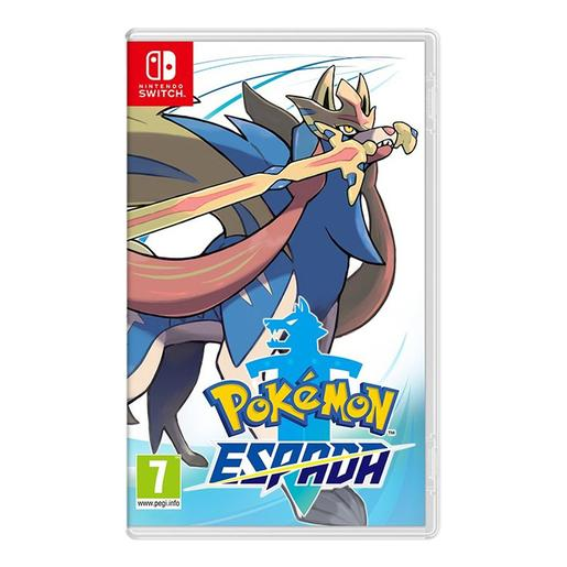 Nintendo Switch - Pokémon Espada
