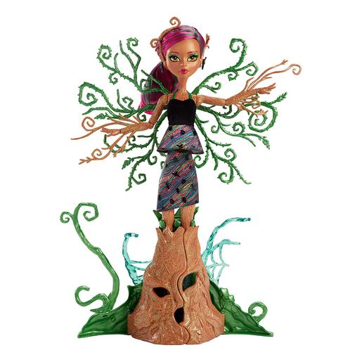 Monster High - Treesa Thornwillow Monstruita-Ninfas