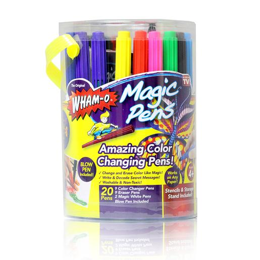 Magic Pens - Pack 20 Rotuladores