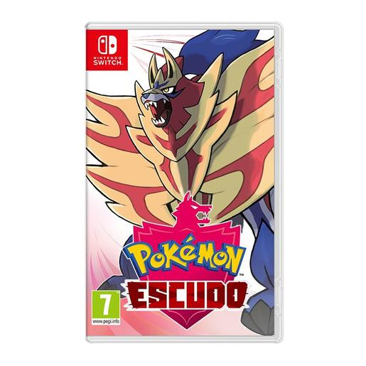 Nintendo Switch - Pokémon Escudo