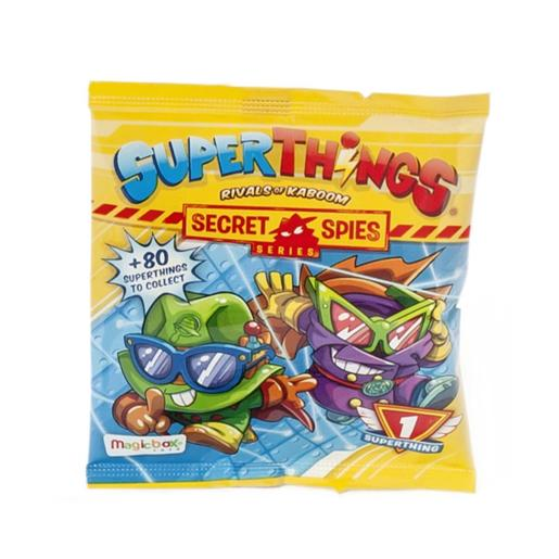 SuperThings - SuperThings Secret Spies - One Pack (varios modelos)