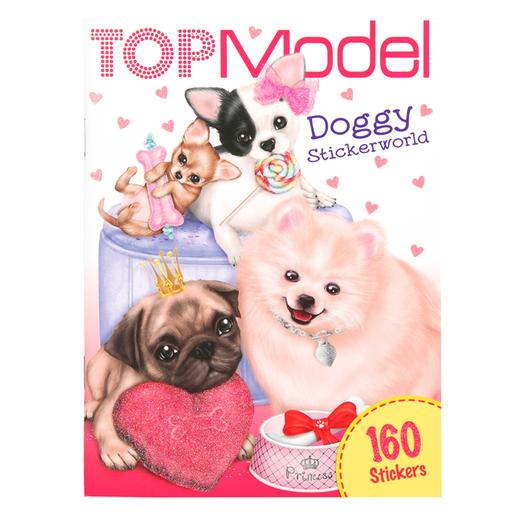 Stickerworld Topmodel Doggy