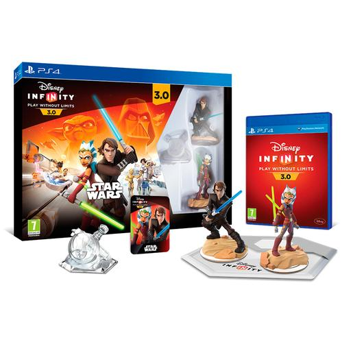 Disney Infinity 3.0 - Star Wars - Starter Pack PS4