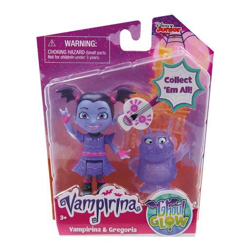 Vampirina - Vampirina y Gregoria - Figuras Vampirina y sus Amigos