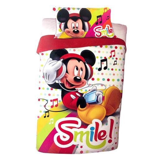 Mickey Mouse - Funda Nórdica 2 Piezas
