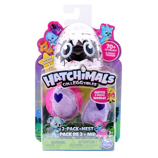 Hatchimals - Colleggtibles Pack 2 Figuras (varios modelos)