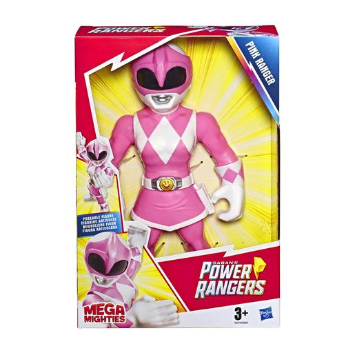 Power Rangers - Pink Ranger - Mega Mighties