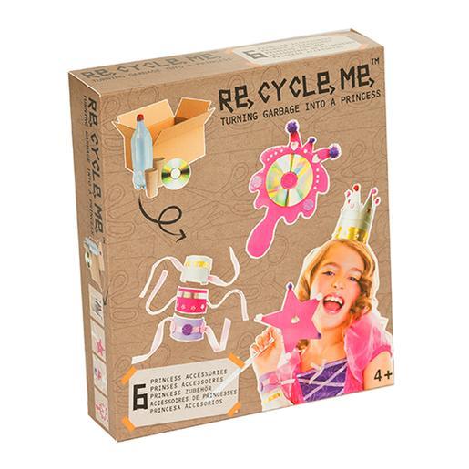 Re-Cycle-Me - Disfraz de Princesa