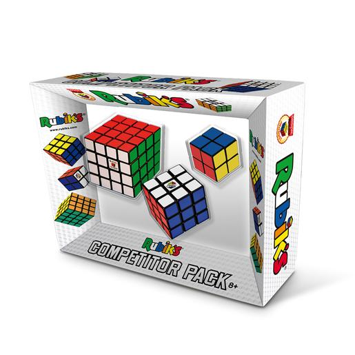 Rubiks Pack Competidor