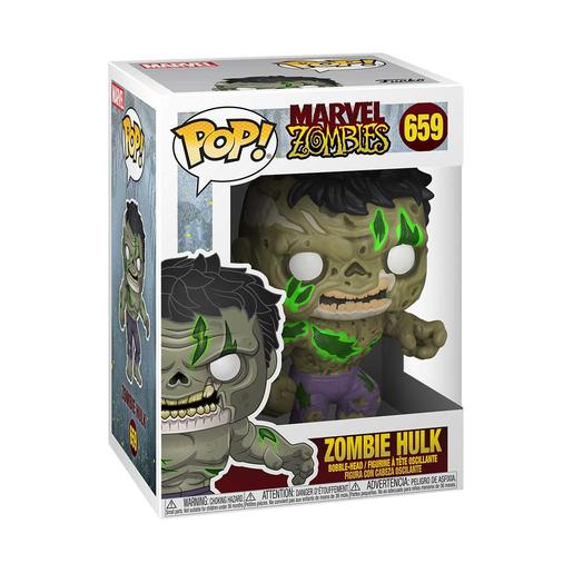 Marvel - Hulk Marvel Zombies - Figura Funko POP