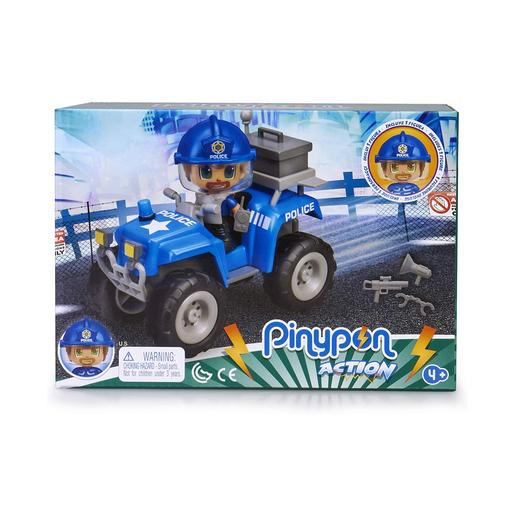 Pinypon - Quad Policía Pinypon Action