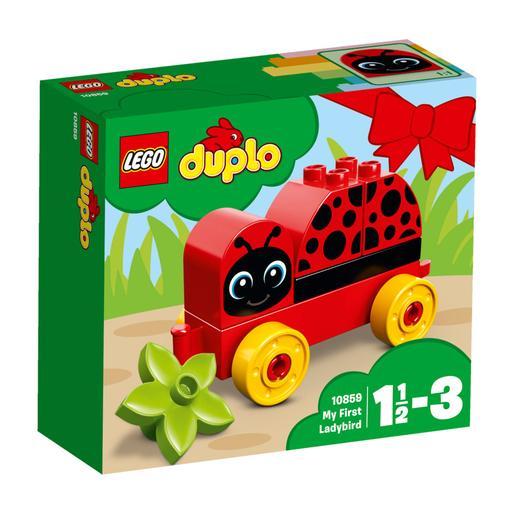 LEGO DUPLO - Mi Primera Mariquita - 10859