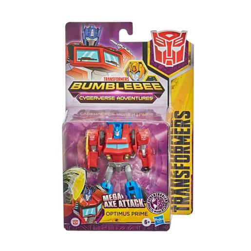 Transformers - Cyberverse Warrior Optimus Prime