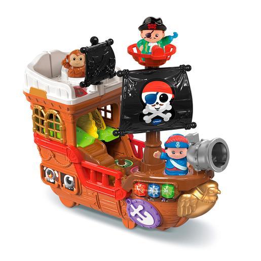 Vtech - Tut Tut Amigos - Barco Pirata Caza Tesoros