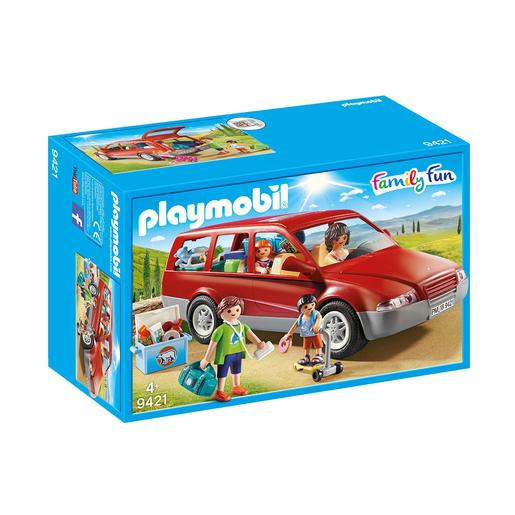 Playmobil Family Fun - Coche Familiar - 9421