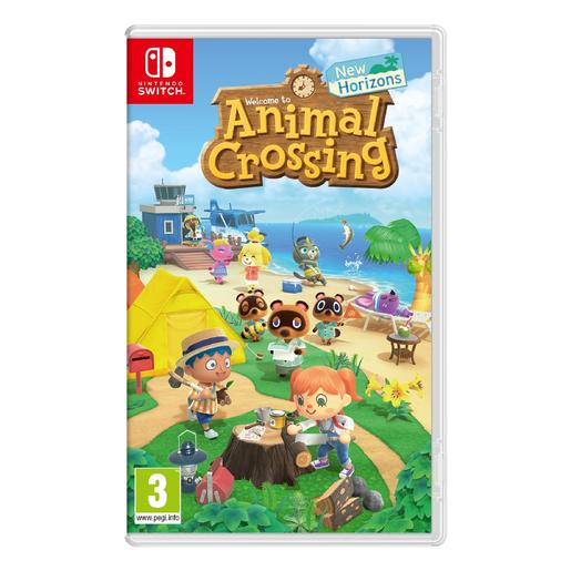 Nintendo Switch - Animal Crossing: New Horizons