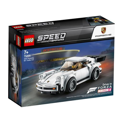 LEGO Speed Champions - Porsche 911 Turbo 3.0 - 75895