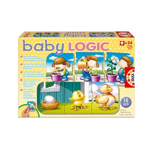 Educa Borrás - Baby Logic